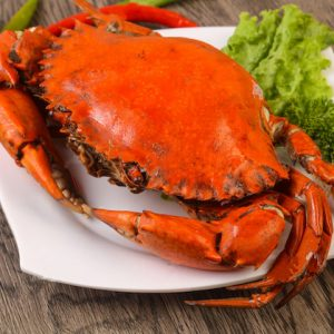 Steam Crab