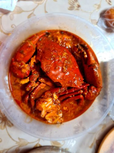 1 for 1 Crab Promotion photo review